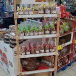 Vente en magasin de chouchou et praline artisanale