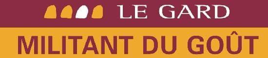 Logo Gard militant du gout