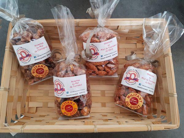Panier de produits locaux du Gard