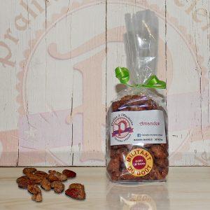 Pralines aux amandes 150 grs