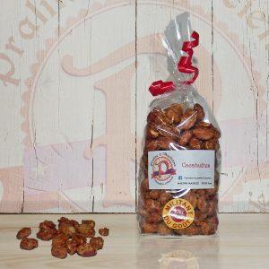 Pralines aux cacahuètes 150 grs