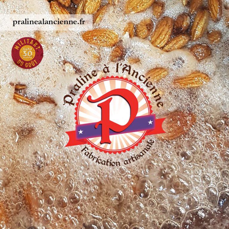 Pralines chouchous Lozère