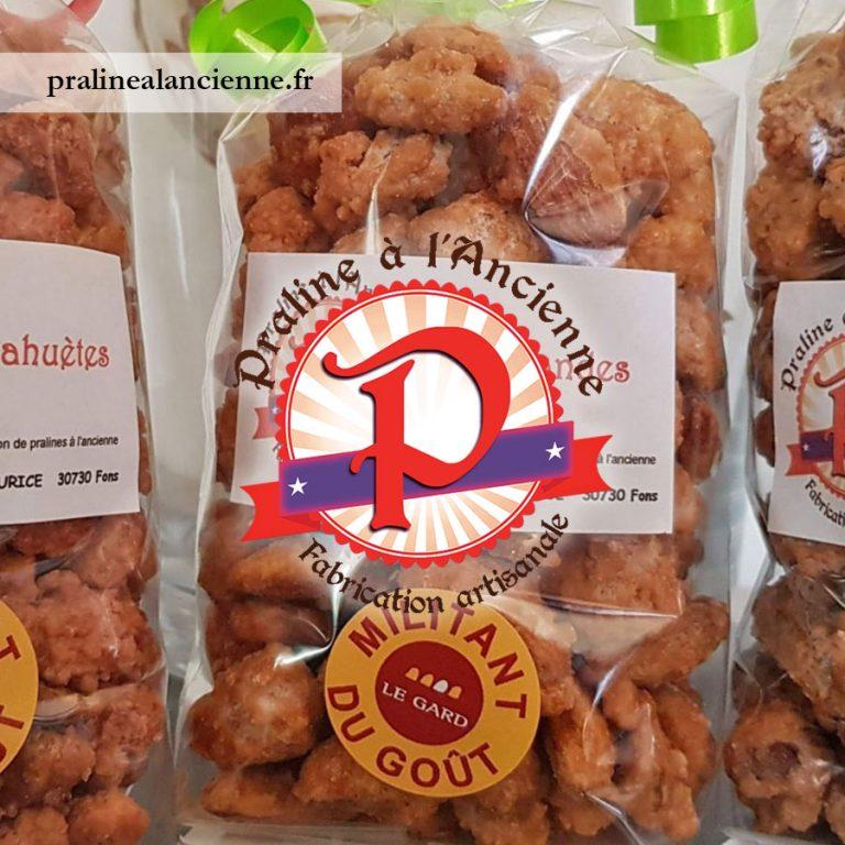 Pralines chouchous Hérault