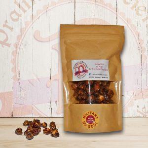 Pralines aux noisettes et Miel de tournesol 150 grs