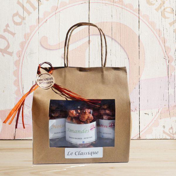 Coffret cadeau produit du terroir comité d'entreprise gourmandise