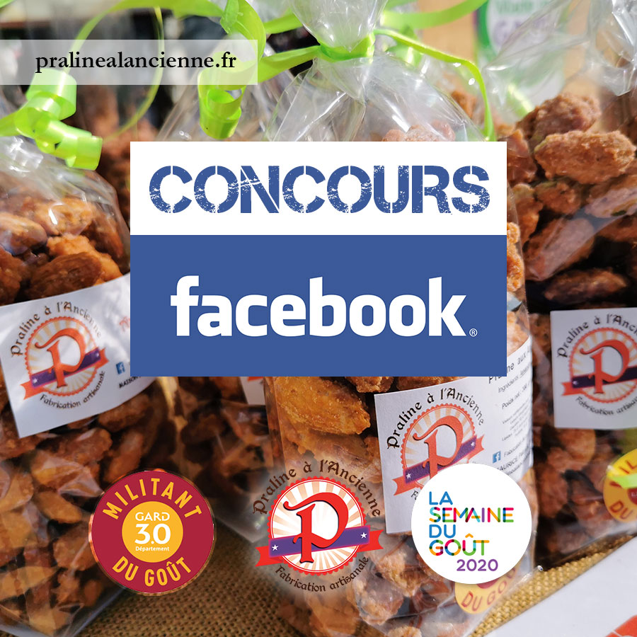 Concours – Pralines à gagner